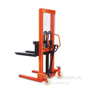 上海牛力机械CTY-E手动液压升高车厂家 手动液压堆高车多少钱一台?