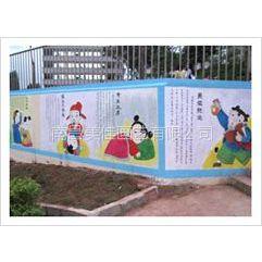 供应赣州幼儿园彩绘手绘墙绘涂鸦壁画公司供应!