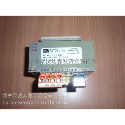 德国BLOCK变压器/电机滤波单元/控制变压器 BUST 2500/4/23
