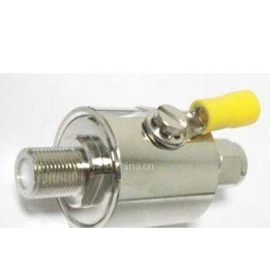 供应F头天馈防雷器,天馈信号防雷器,移动信号,GSM天馈信号避雷器