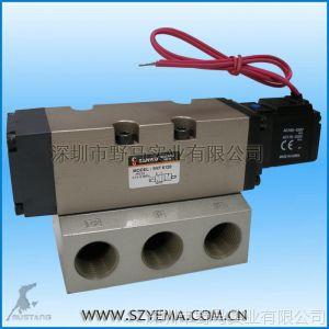 供应2位5通电磁阀  SVF6120 韩国sanwo  原装进口