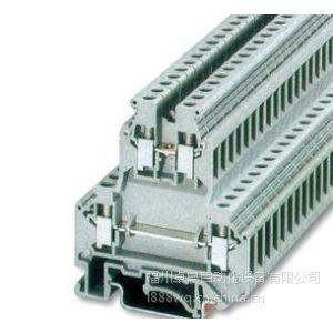 供应上海雷普JUKK5-PE 4mm2 双层接地端子雷普接线端子福建销售