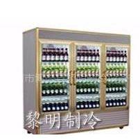 供应三门展示柜,啤酒柜,玻璃门展示柜,冷藏柜