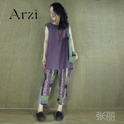 2014棉麻长款女背心 打底款 颜色多样 和外套搭配 货号xd1402