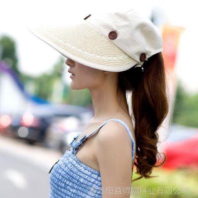 加工定做时尚优质盆帽渔夫帽太阳帽质优价廉供应青岛厂家直销