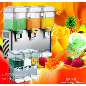 供应13603532757临汾果汁机 临汾单双三四缸冷热果汁机