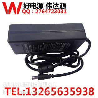厂家直销过UL认证美规24V3A电源适配器 欧规美规适配器