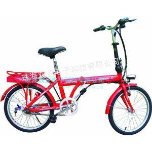供应广东供应 乐骐电动车 36V20寸迷你折叠电动自行车 正品