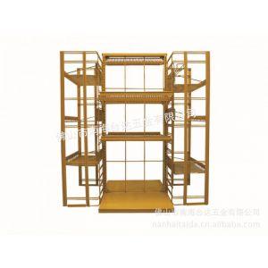 供应收银台 展示柜 展示架 定制产品 板式家具 中岛 烤漆 电镀 木质