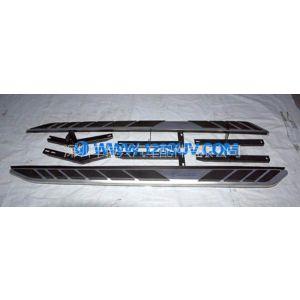 供应凯迪拉克踏板 66号公路纪念版 凯迪拉克SRX带标不锈钢踏板 凯迪拉克SRX改装件批发