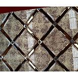 供应艺术玻璃拼镜背景墙图片