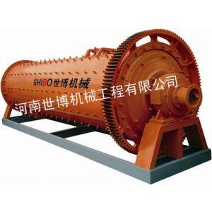 供应900*1800球磨机 世博机械选矿设备