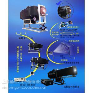 PGL-4000II大功率户外巨幅广告投影灯