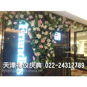 供应天津商场装饰商场节日庆典装饰设计安装服务公司