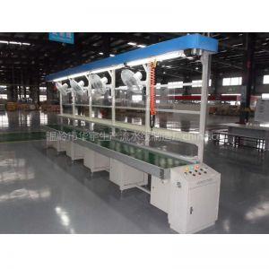 供应单立柱工作台线 流水线 生产线