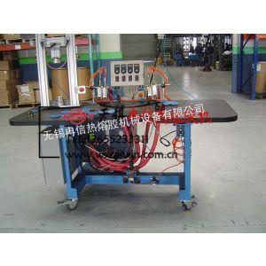 供应过滤器涂胶机-上胶机、热熔胶机(滤清器、滤蕊、油滤、空滤)