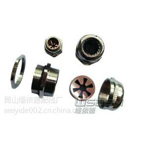 供应金属屏蔽电缆接头,江苏屏蔽防水接头型号