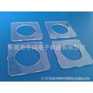 供应耐温耐燃透明PC隔垫片 耐压耐寒PVC塑胶绝缘隔垫片 PP垫片