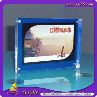 厂家供应亚克力相框 有机玻璃相框 PMMA相框 台历相框