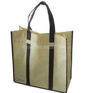 供应超市无纺布购物袋加工厂广告无纺布手提袋生产厂家