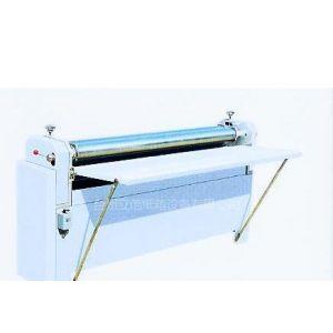 纸成型机械-- 型瓦楞纸表胶机(胶水机)