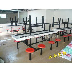 供应五桂山食堂餐桌椅批发,工厂餐桌椅的类型,八人餐桌椅价格