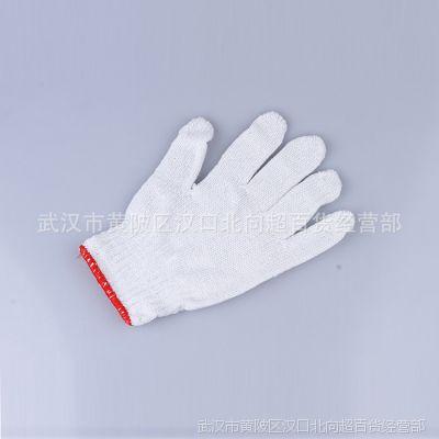 光明线手套700棉纱手套劳保手套工业防护手套作业防滑手套
