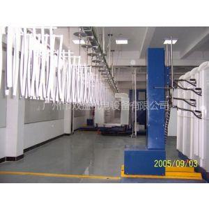 供应双益机电五金配件自动喷粉线,工艺精细,根据客户要求设计规格及选材