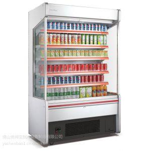 供应雅绅宝超市风幕柜,敞开式饮料柜,饮保鲜柜