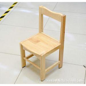 供应四喜人儿童橡木造型椅凳子 幼儿园桌椅套装批发 大中小号齐全板凳