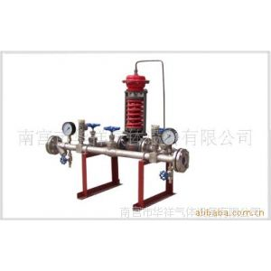 供应各种气体自力式调压阀组