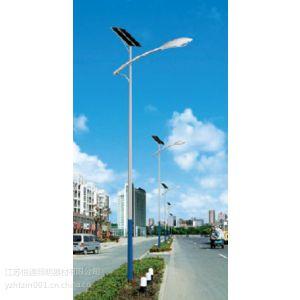 供应太阳能路灯 (6米太阳能路灯。参数如有需要更改请联系我)