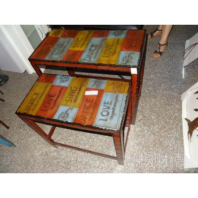 批发qz17800  金属、家装、家具家私、桌类、茶几、尾货库存