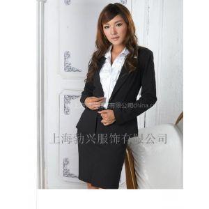 供应上海西装 职业西装西服定做、订制嘉定西服、