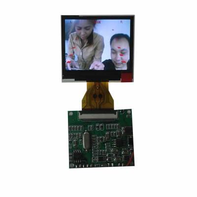 供应高清统宝2寸视频监控仪液晶模组(液晶模组方案)