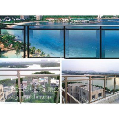 盛世吉林省吉林市锌钢阳台栏杆、玻璃阳台护栏、热镀锌阳台栏杆、Q195锌钢护栏