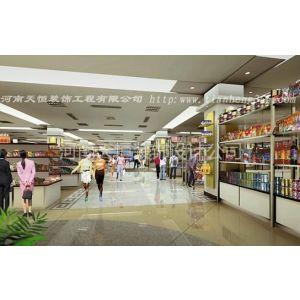 供应郑州百货超市装修设计如何提升购物氛围,百货超市设计打造不一样的效果