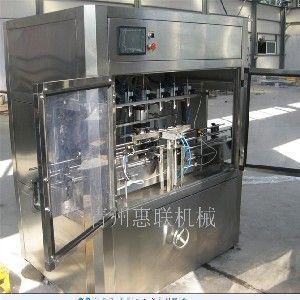 供应全自动液体灌装机自动液体灌装设备
