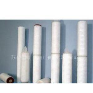 供应PP熔喷滤芯,苏州滤芯厂家。