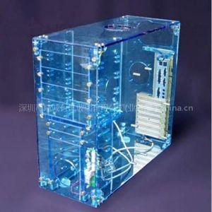 供应有机玻璃机箱
