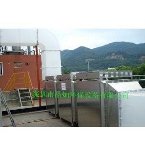 洗车场臭气处理设备/晶灿环保供/酒店生活污水/洗车场臭气处理设备