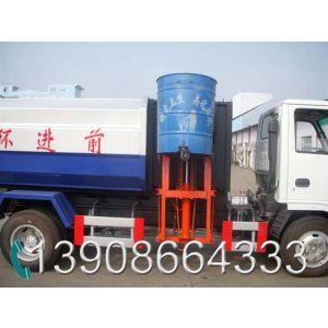 东风福瑞卡餐饮垃圾车,餐厨处理运输车供应