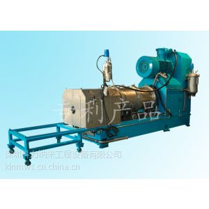 供应湖南二氧化硅硫酸钡钛酸钡超细研磨机砂磨机厂家