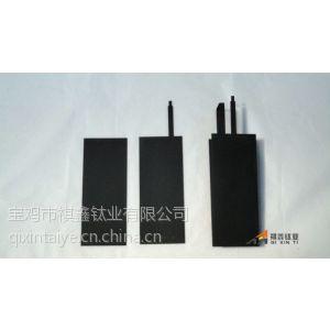 消毒用钌铱钛阳极、消毒用钌铱钛电极,加工定制