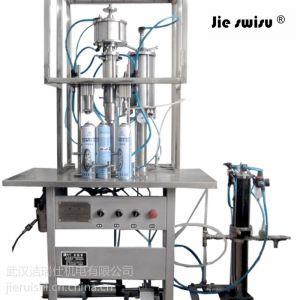 供应洁瑞仕灌装机械厂,武汉气雾剂设备专业生产厂家