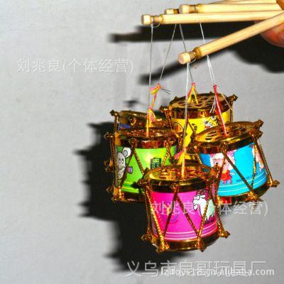江湖地摊产品 蛤蟆鼓, 金丝蛤蟆鼓  塑料呱呱叫 广场 庙会 热卖