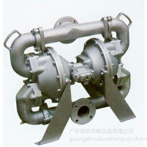 供应胜佰德隔膜泵代理商/SANDPIPER胜佰德重载型片阀泵HDF(SA)系列