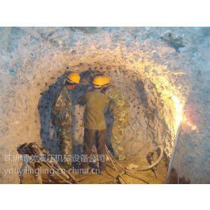 供应隧道挖掘岩石难分用什么设备,博美岩石分石来帮您13873336727