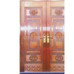 TX-Z-09非玻璃公寓铜门-多扇