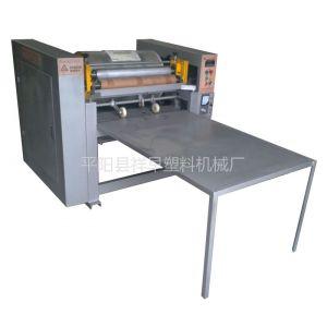 供应TYJX-840墙纸打样凸版单色印刷机天益制造
